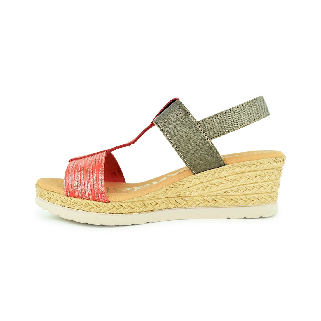 KEPA - Oh My Sandals Sandal Red Multi