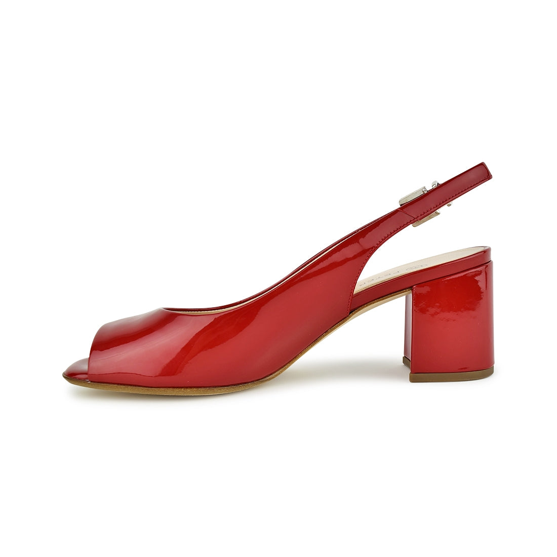 MALLY - Peter Kaiser Sandal Red Patent