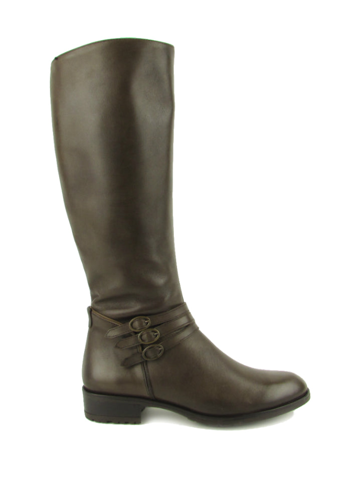 MILANO - Old Florence Long Boot Taupe Rub