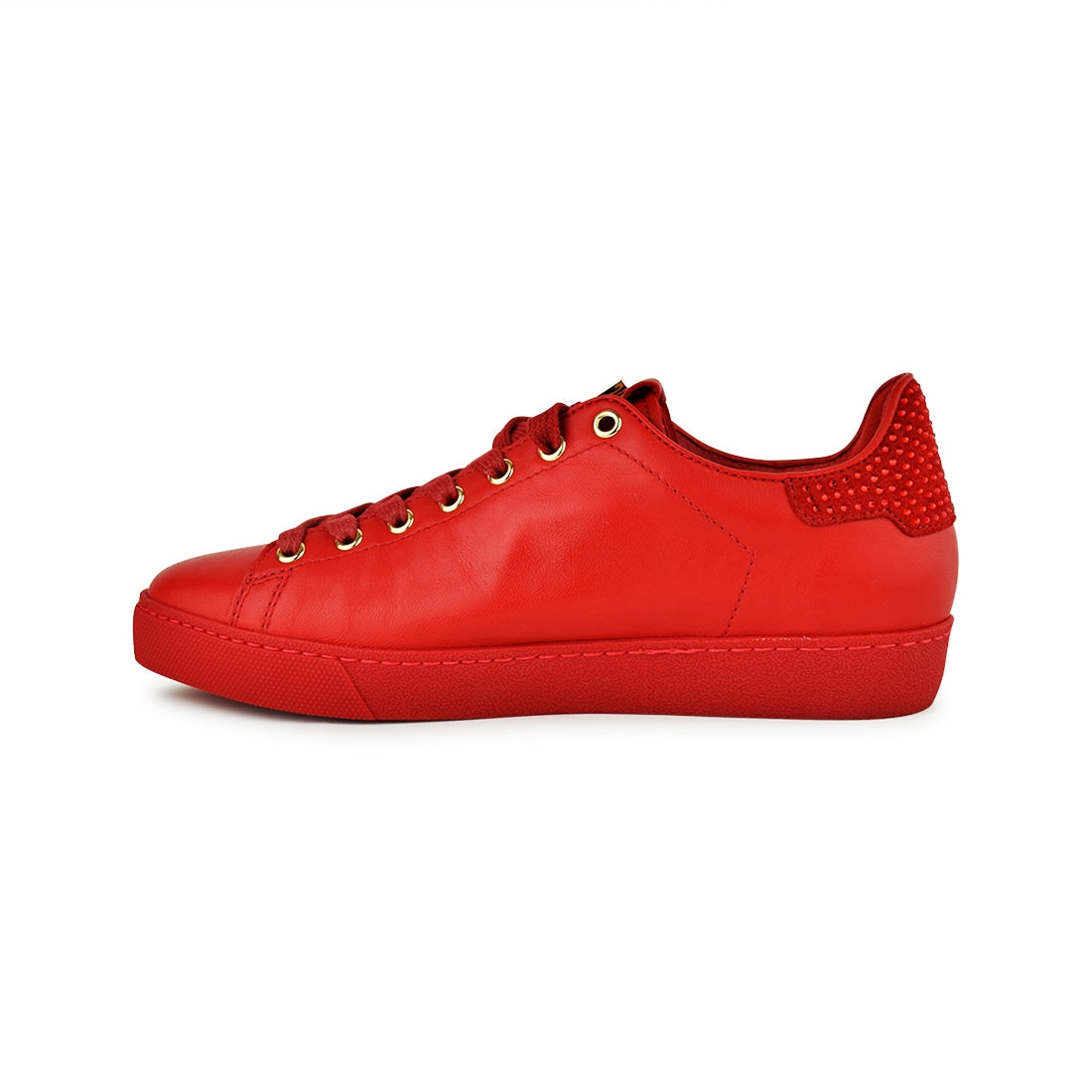 MILLOW - Hogl Lace Up Red