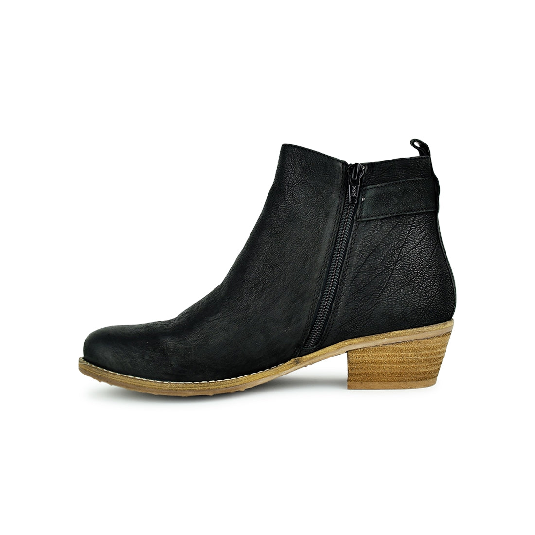 MONTANO - Martini Marco Ankle Boots Black