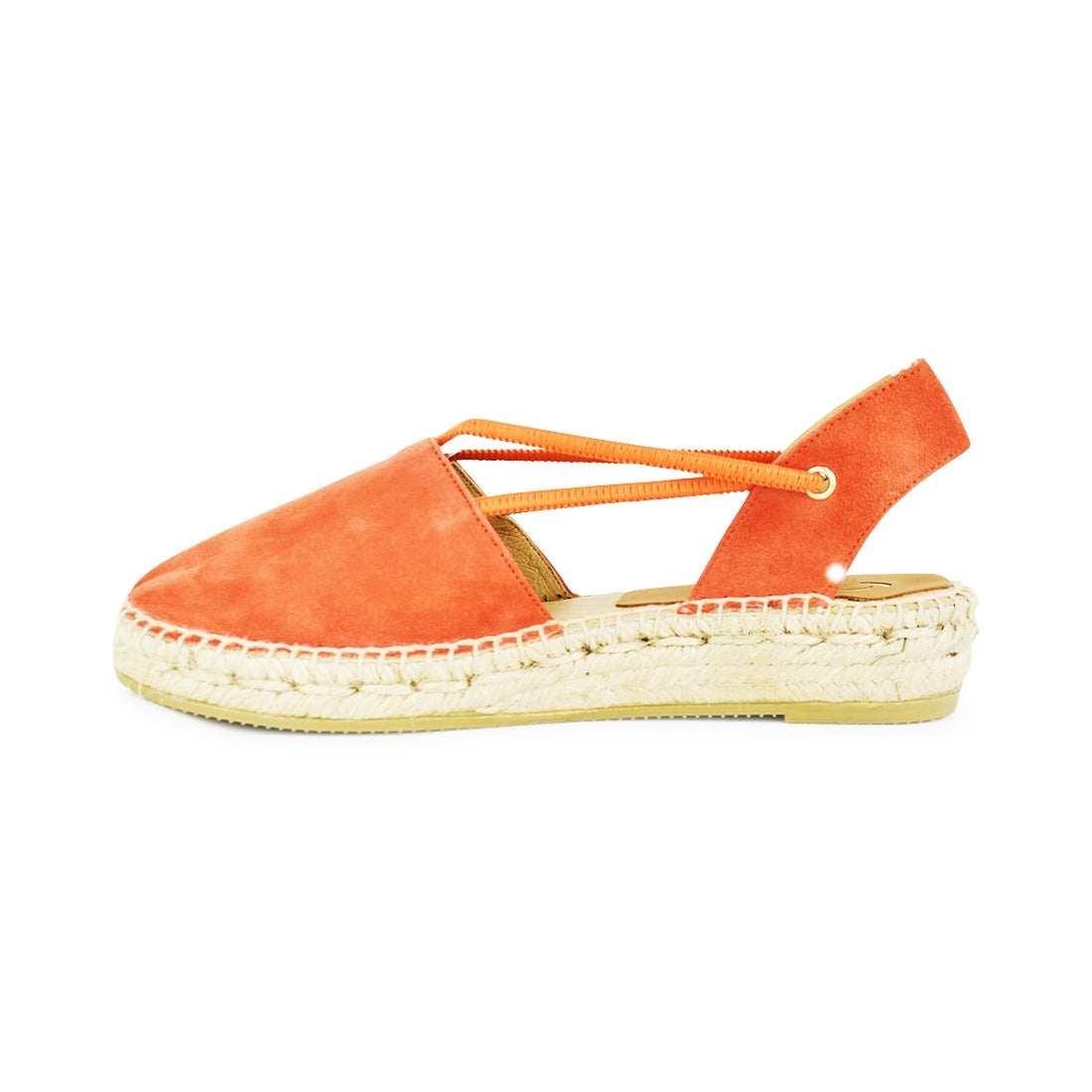 NELA - Kanna Orange Suede