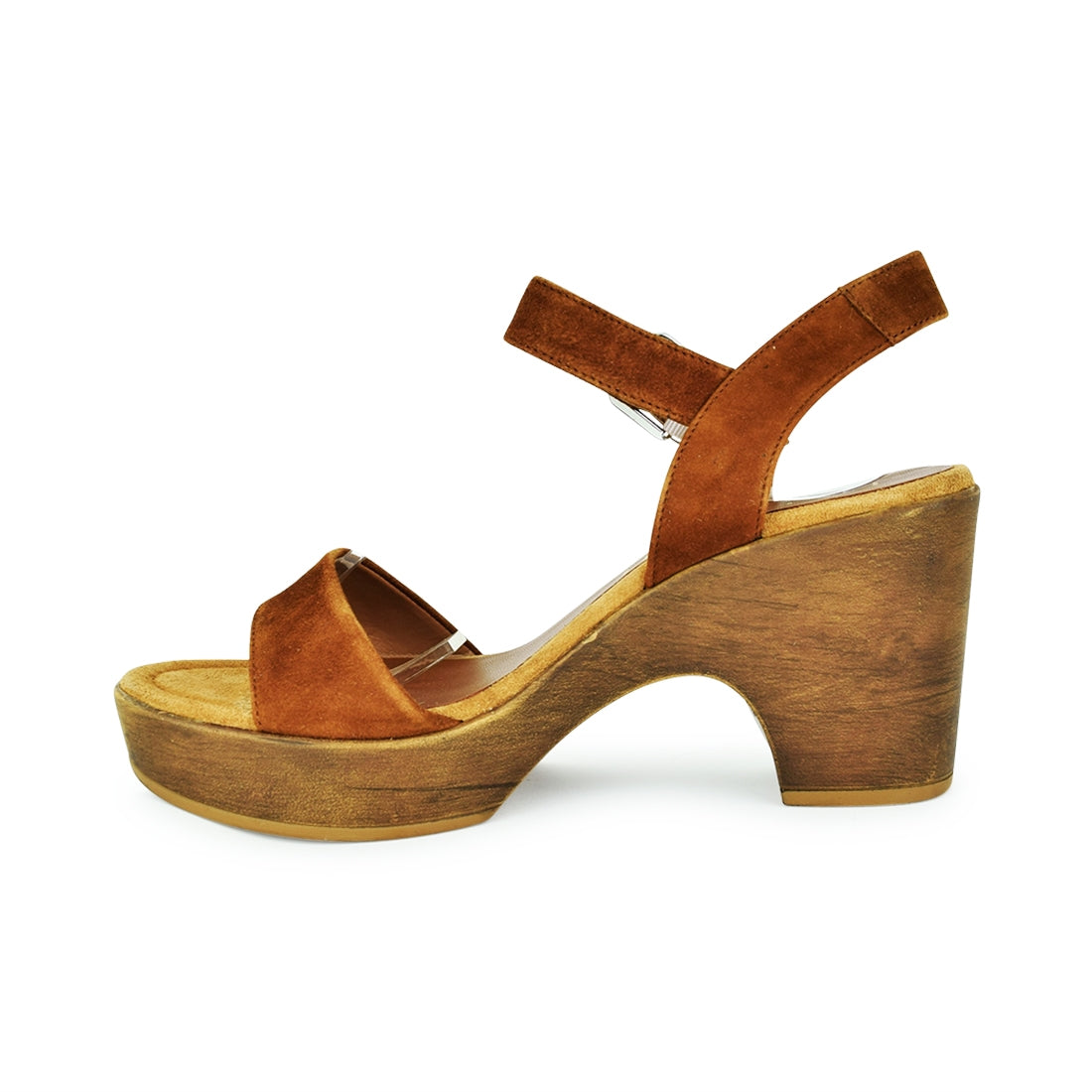 OCEAN3 - Unisa French Half Tan Suede