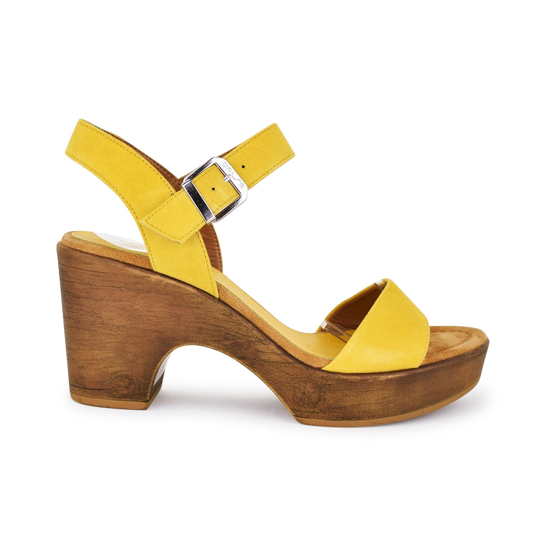 OCEAN3 - Unisa French Half Yellow Suede