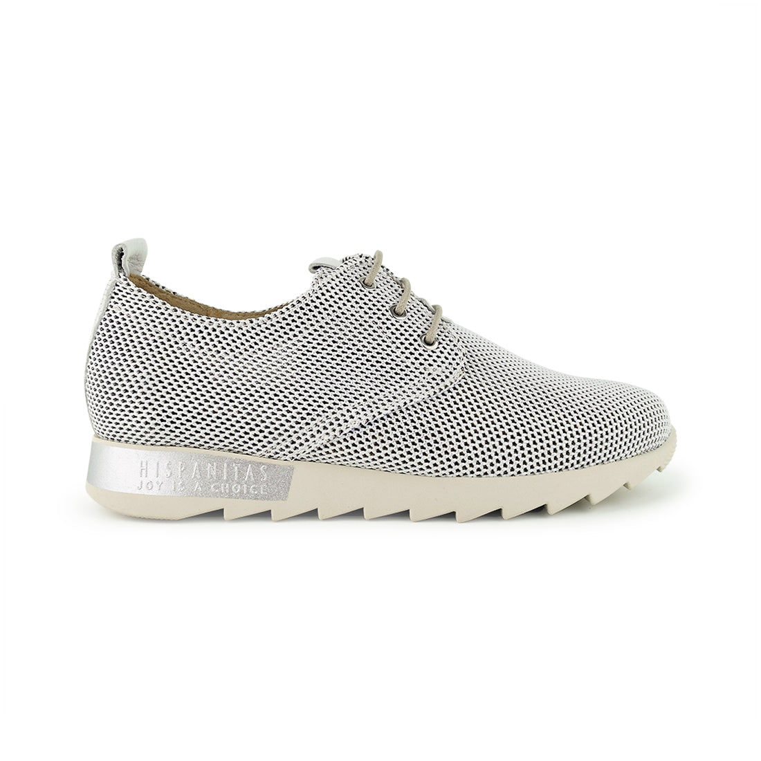 PACCA - Hispanitas Lace Up Silver