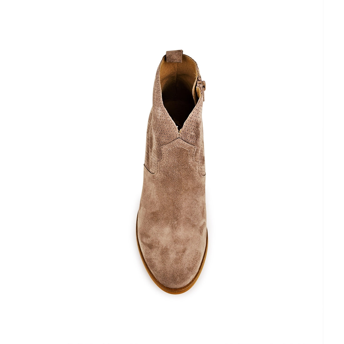 PALOMA - Alpe Taupe Suede