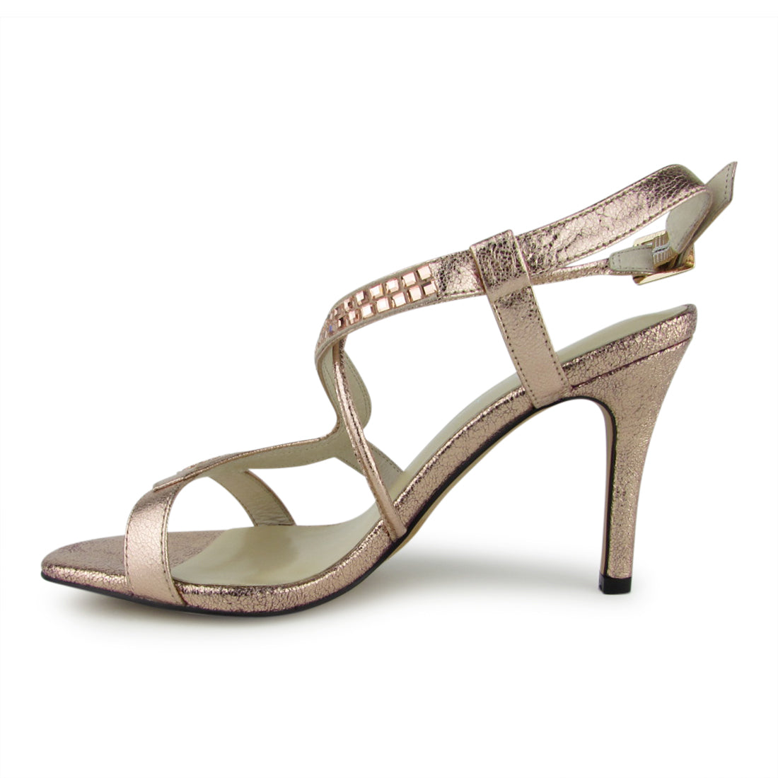 PARTY - Warwick Dawson Sandal Rose