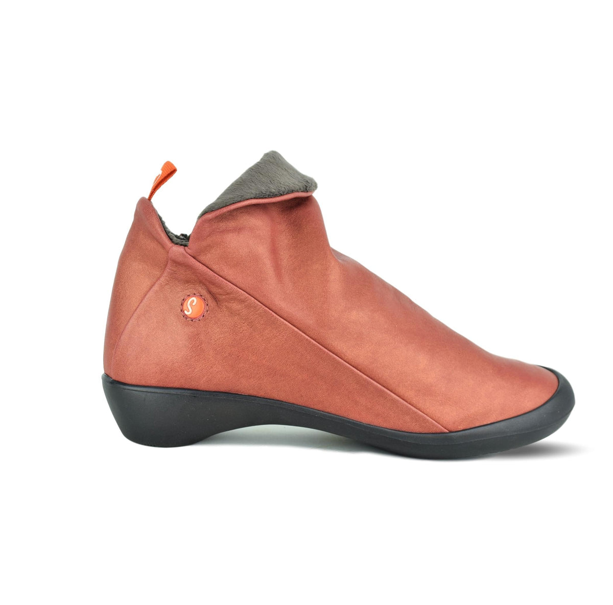 PEDRA5 - Softinos Ankle Boots Rust