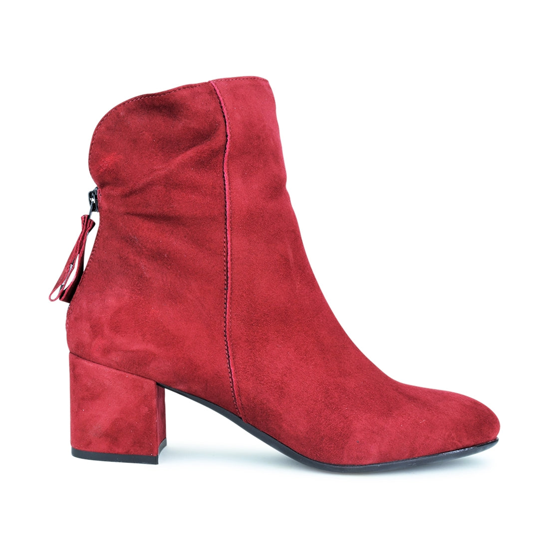 QUEEN - Nu by Neo Red Suede