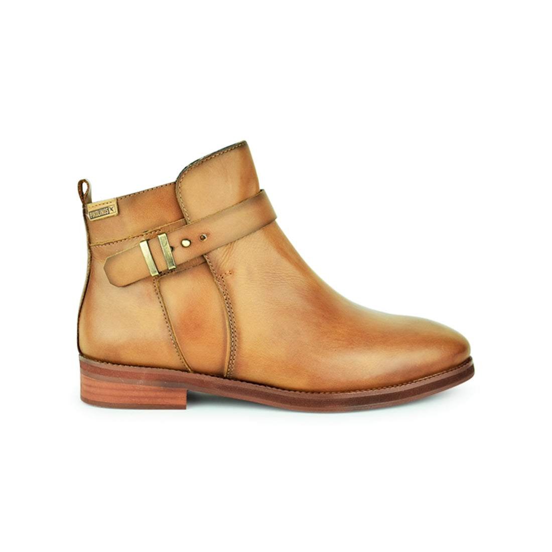 RANDY - Pikolinos Ankle Boots Tan Rub