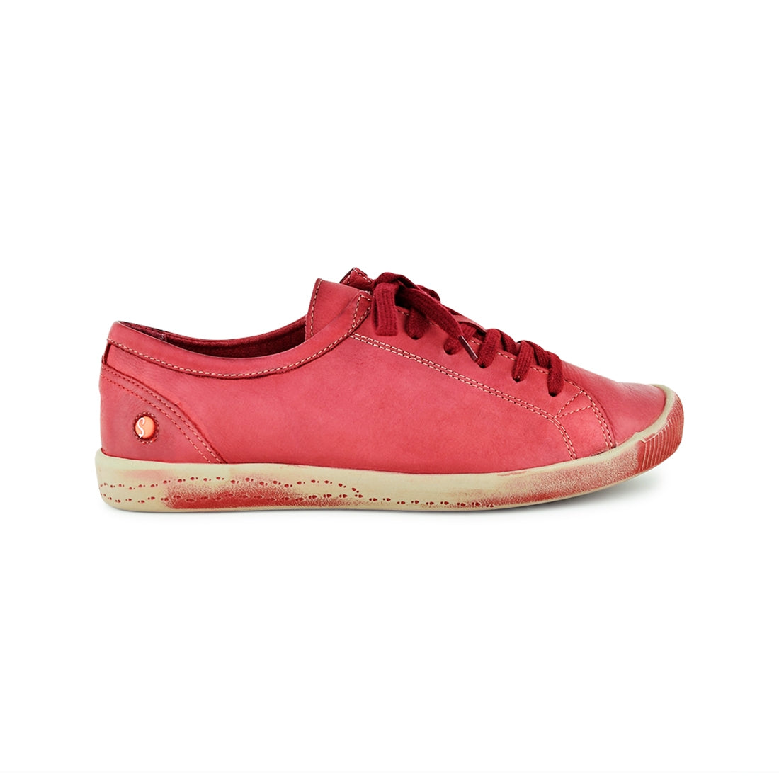SMOOTH3 - Softinos Lace Up Red Rub
