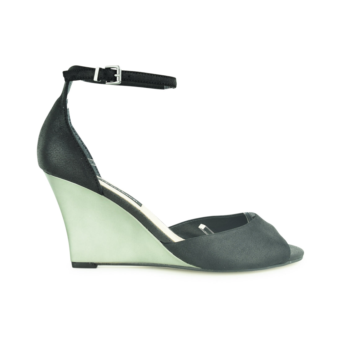 STILA - Diana Ferrari Wedge Black
