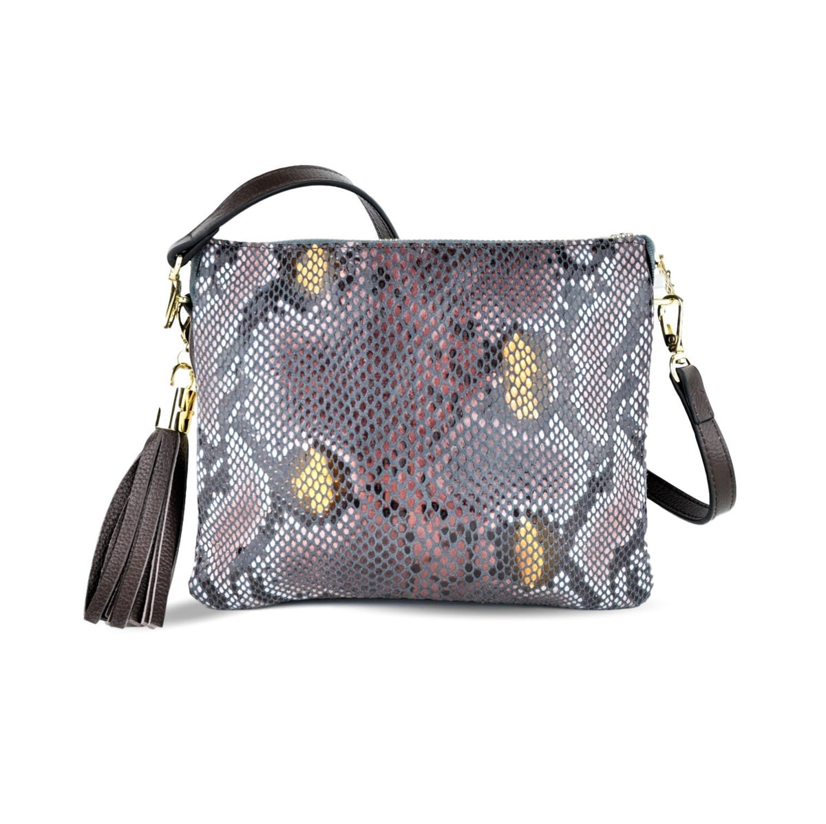 TARAE - Willow & Zac Grip Bag Winter Python