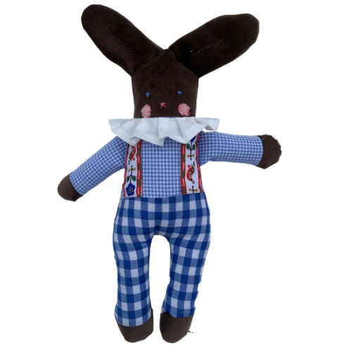 Personalized Bunny Doll - Boy