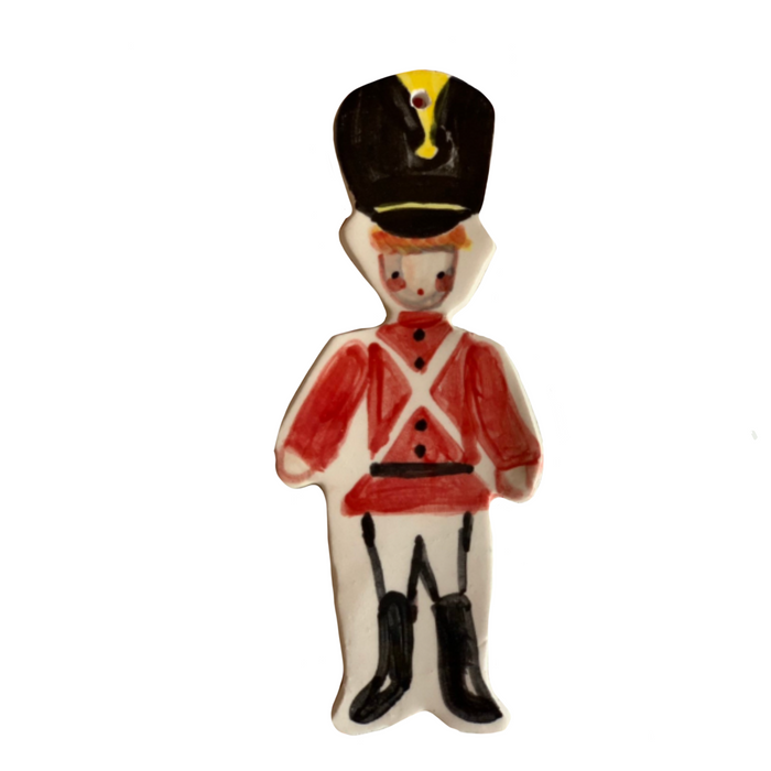 Royal Guard - Toy Soldier Ornament