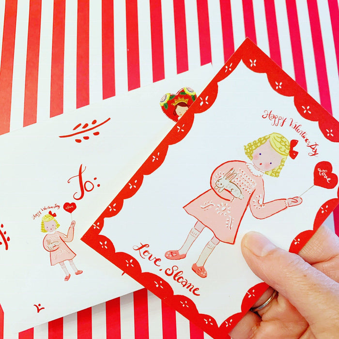 Fully Custom Valentines Cards