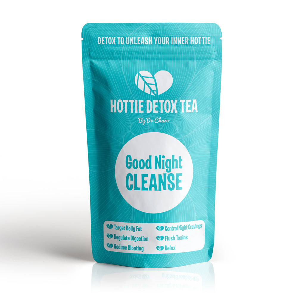 Hottie Detox Tea Night Cleanse (Level 2) - hottie detox-store