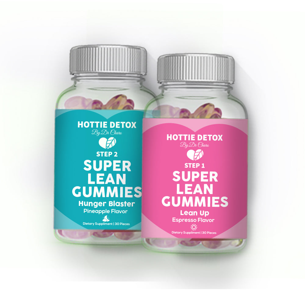 Fat Burning and Appetite Suppressing Gummies - hottie detox-store