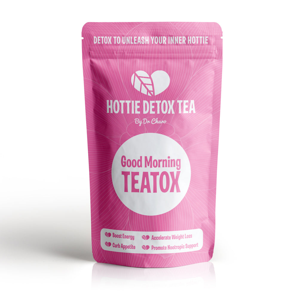 Hottie Detox Tea Good Morning Teatox (Level 1) - hottie detox-store