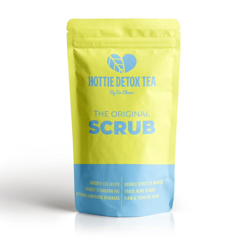 Cellulite Scrub - hottie detox-store