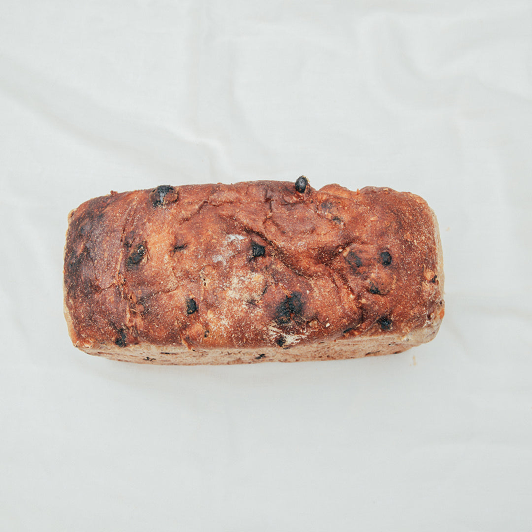 Fruit and Nut Loaf