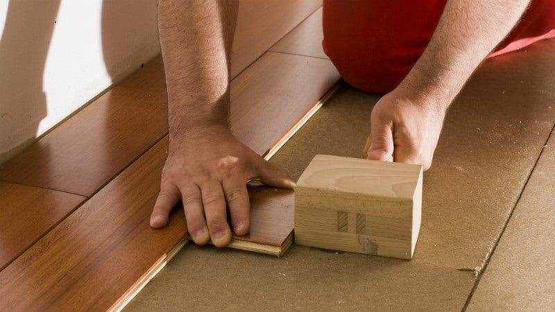 How to Install Glue-Down Laminate Flooring