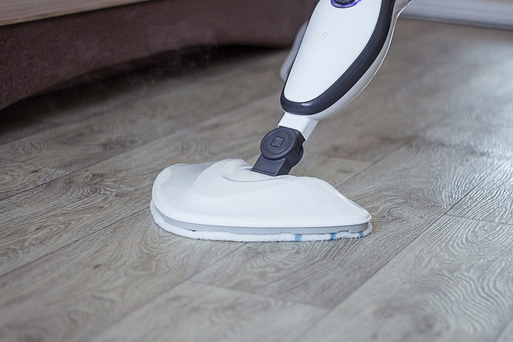 Deep clean your Amtico flooring once a year