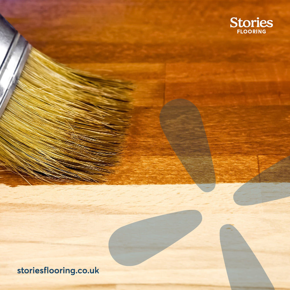 How to Stain Solid Wood Flooring