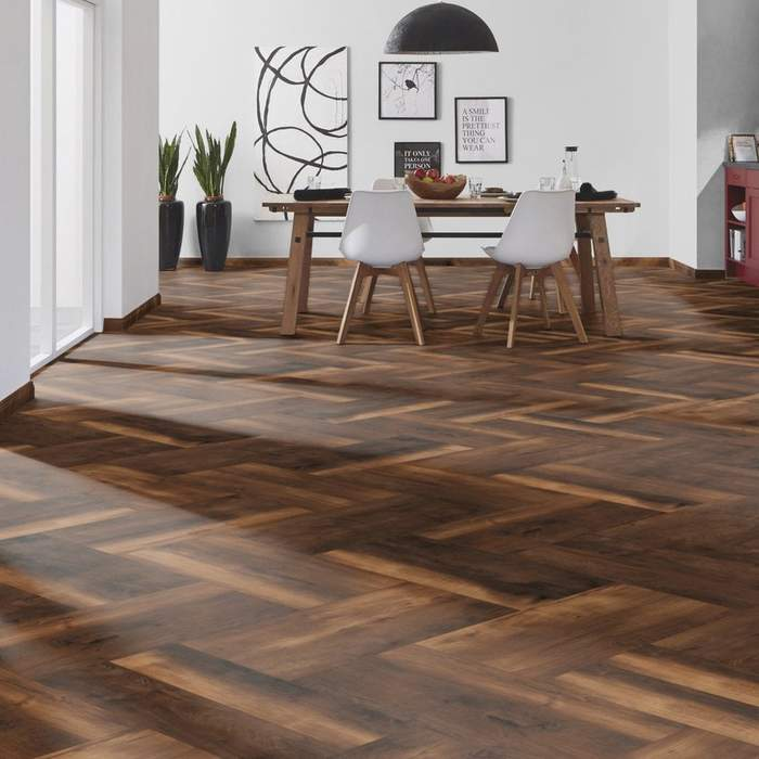 Parquet Style Floors are a Popular Trend for 2021