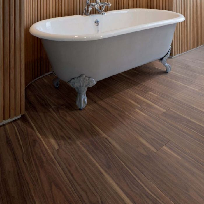 Fusion LVT Rich Walnut 1068