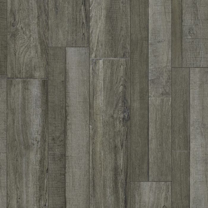 Malmo Rigid Senses Click Multi-Width Plank Registered Embossed Brada Storm MA60