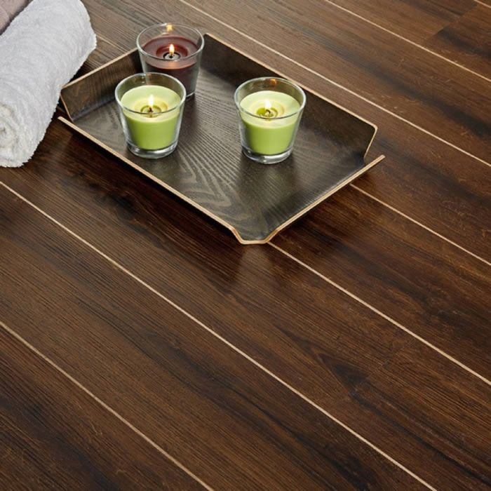 Polyflor Natural Oak 2057 Marquetry Strip