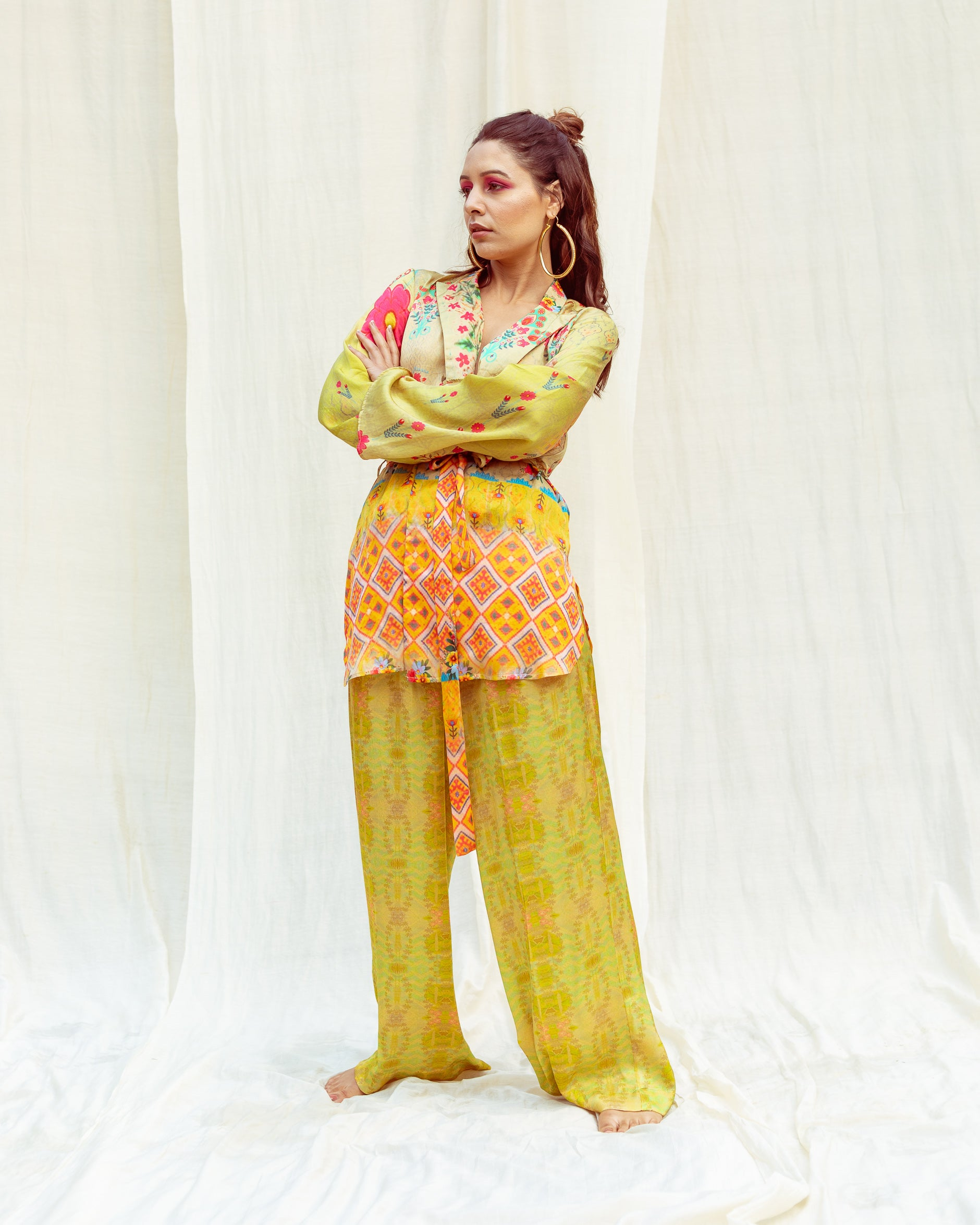 Breezy Luxury Robe and Pant