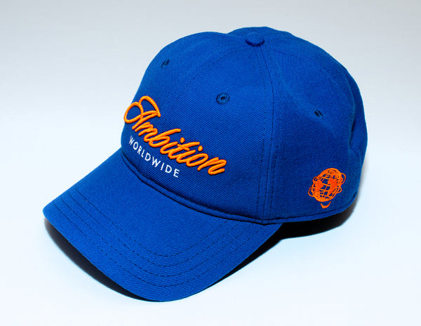 World's Fair Blue Cap