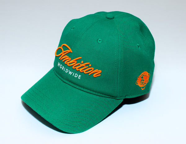 World's Fair Green Cap
