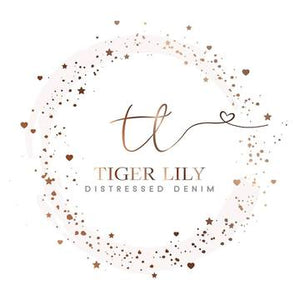 Tiger Lily Distressed Denim Gift Card