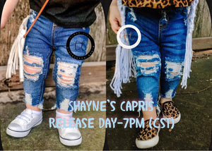 THE SHAYNE CAPRIS