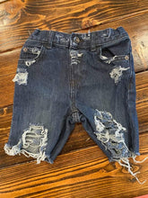 Load image into Gallery viewer, Mystery Distressed Shorts (NO PATCHES)