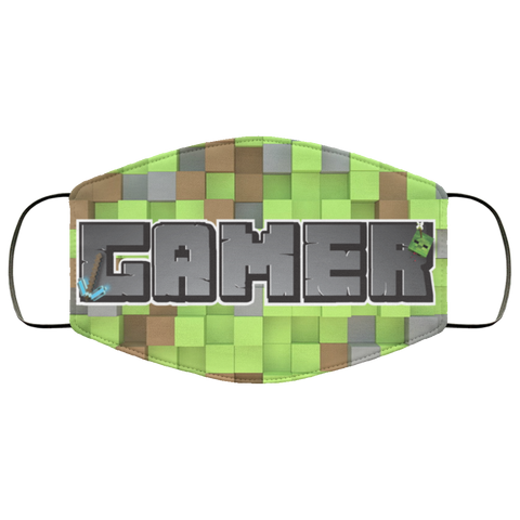 CRAFT-GAMER Mask