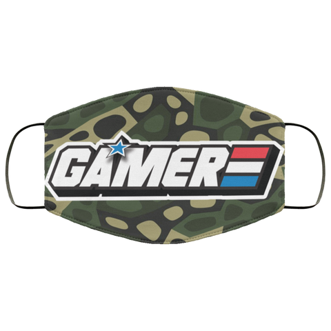 GIGamer Camo FACE MASK 2020