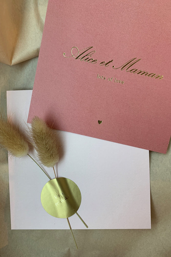 Gift card Alice et Maman