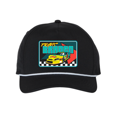 Throwback Hat - Black