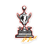Snowball Derby Trophy Sticker