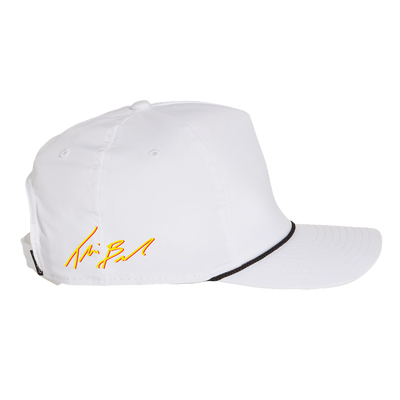 Throwback Hat - White