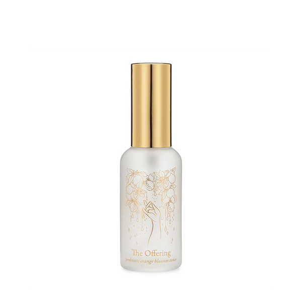 The Offering | Probiotic Orange Blossom & Frankincense Toner