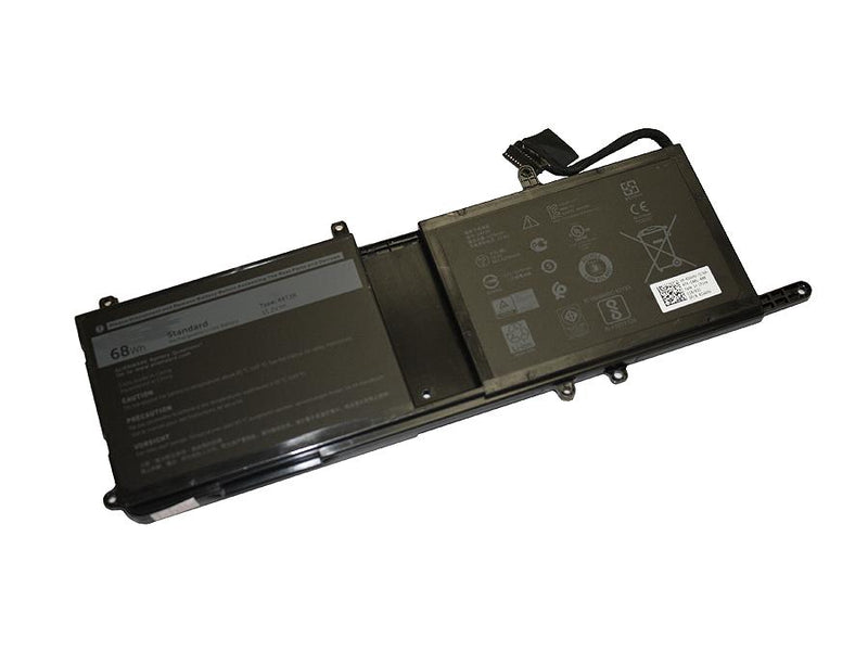 Powerwarehouse PWH-44T2R 8-cell 15.2V, 4276mAh Li-Ion Internal Notebook Battery for DELL Alienware 17 R5, 15 R4, 17 R4, 15 R3