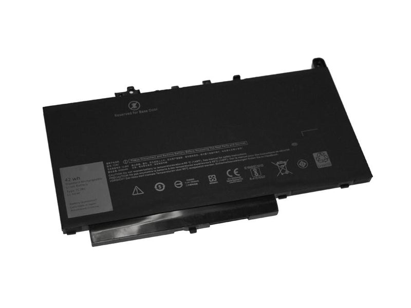 Powerwarehouse PWH-7CJRC 3-cell 14.4V, 3530mah Li-Polymer Internal Notebook Battery for DELL LATITUDE E7470
