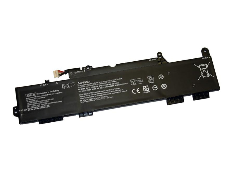 Powerwarehouse PWH-933321-855 3-cell 11.55V, 4330mAh LiPolymer Internal Notebook Battery for HP HP Elitebook 735 G5, 735 G6, 745 G5, 745 G6, 830 G5, 836 G5, 840 G5, 846 G5