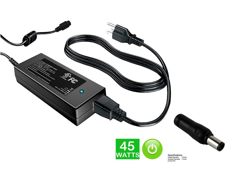 Powerwarehouse PWH-AC-1940129 19V, 40W AC Adapter for HP Compaq Envy 14-3000,  HP Compaq Envy 14-3010NR,  HP Compaq Envy 14-3210NR