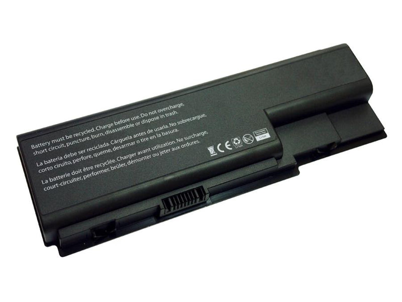 Powerwarehouse PWH-AR-AS5520X4-6  8cells, Li-Ion notebook battery for Aspire 5520, 5710, 5720, 5910G, 5920.